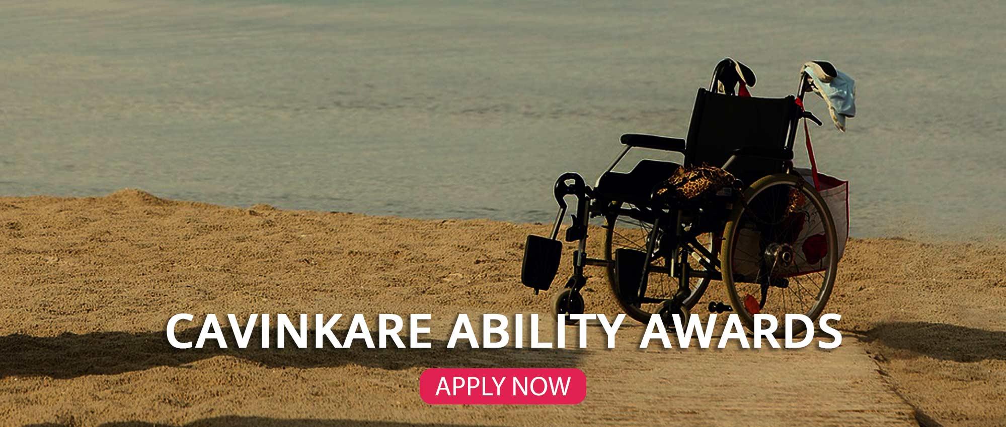 Ability Award 2015