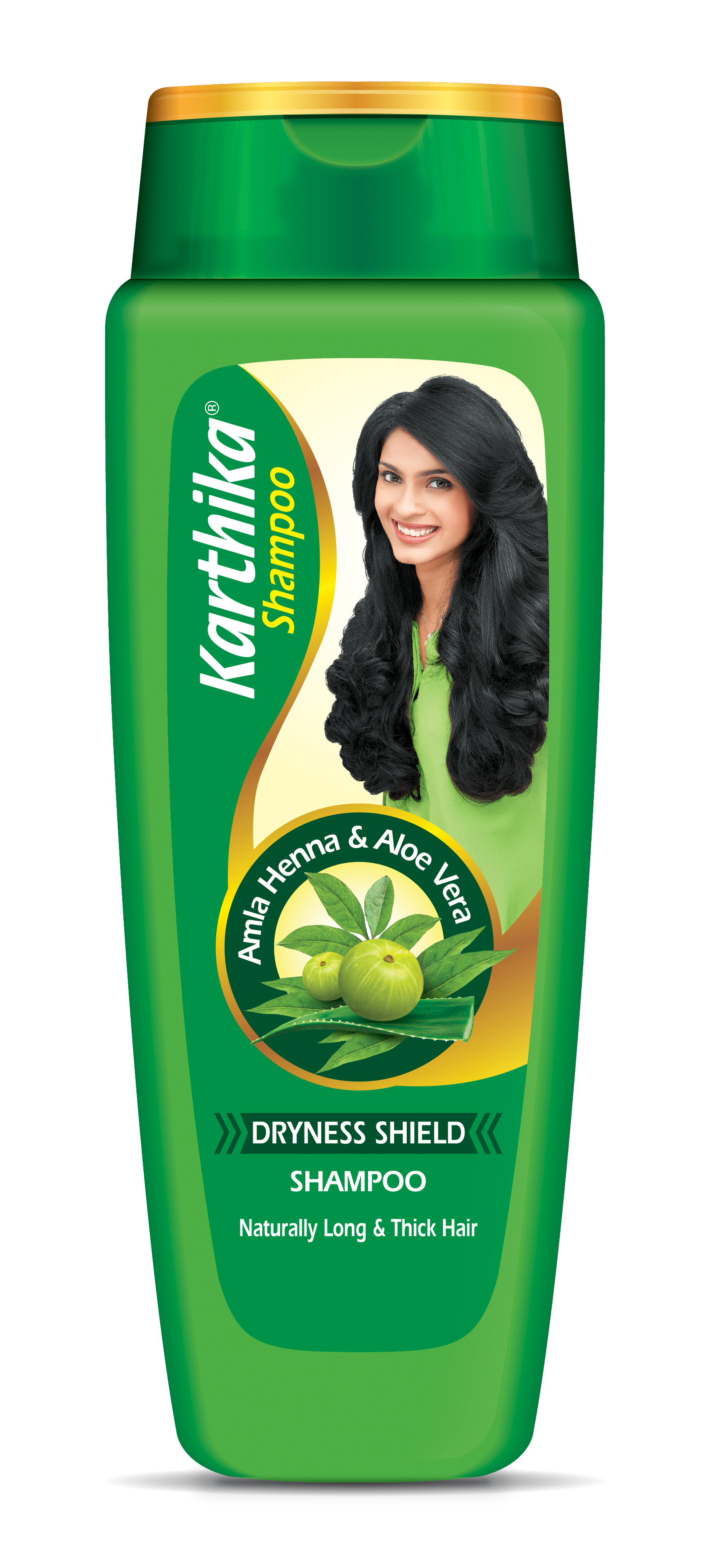 Karthika Dryness Shield Shampoo