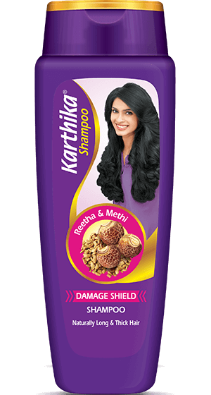 Karthika Damage Shield Shampoo