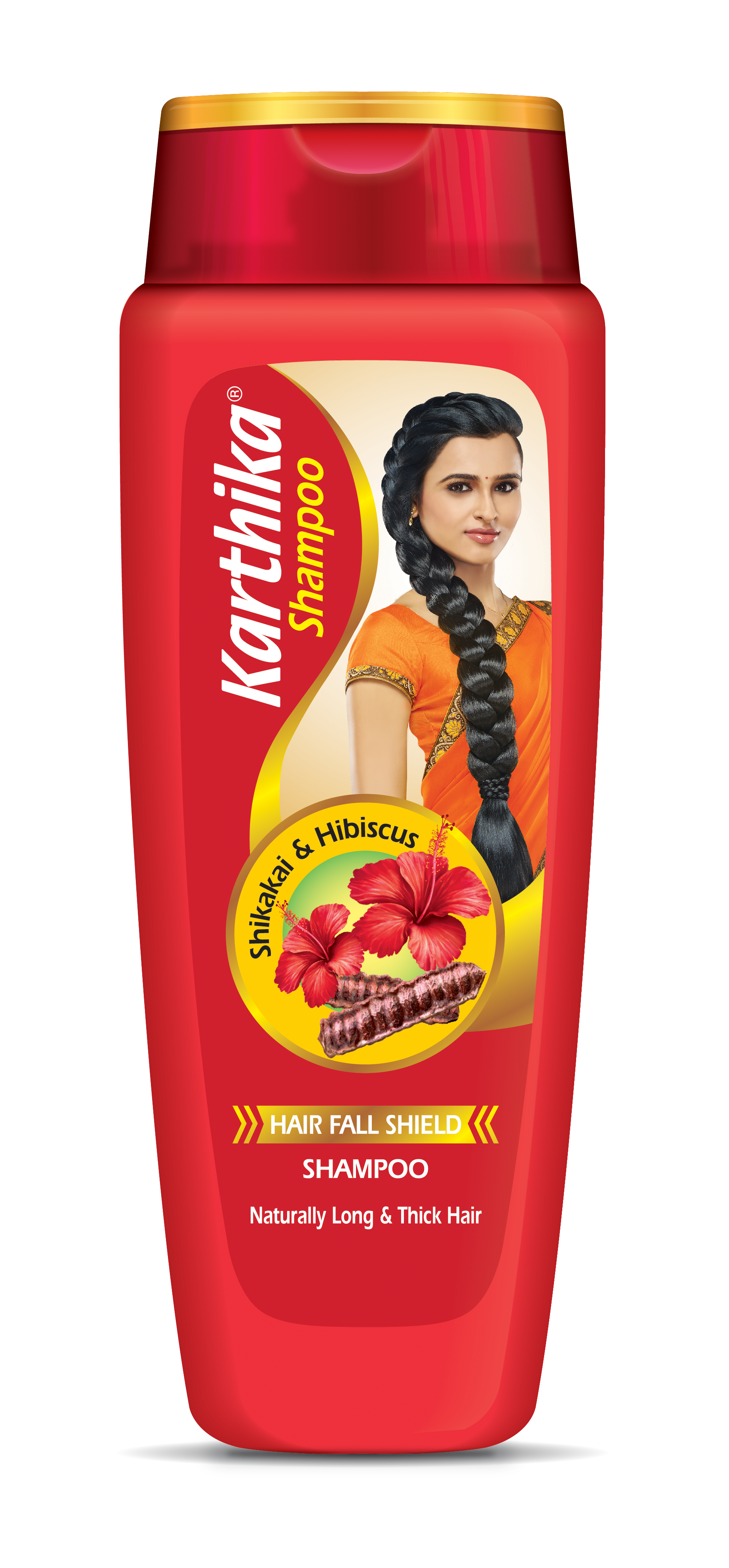 Karthika Hairfall Shield Shampoo