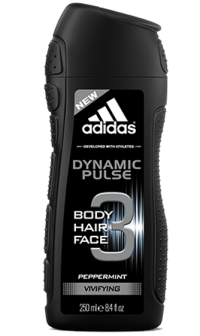 Adidas Dynamic Pulse Shower Gel