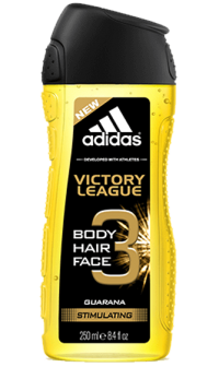 Adidas Victory League Shower Gel