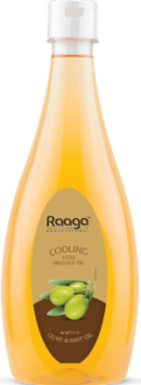 Cooling Head Massage Oil