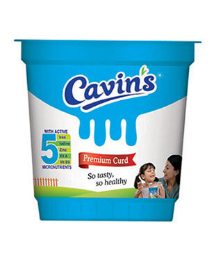 Cavin's Cup Curd