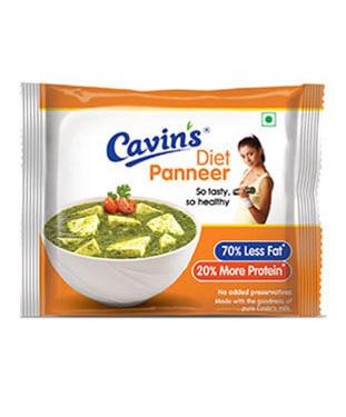 Cavin's Diet Paneer