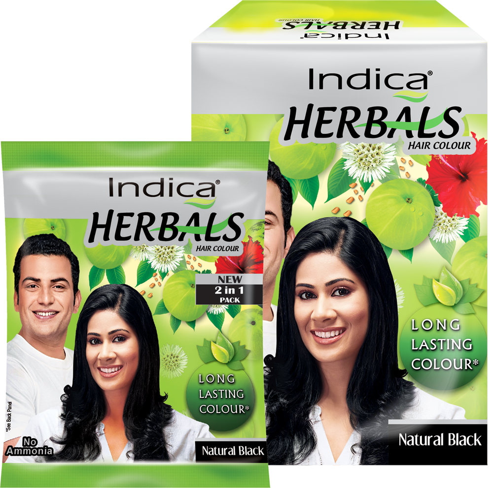 Indica Herbal Hair colour