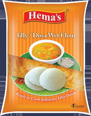 Idly/Dosa Wet Flour