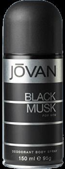 Jovan Black Musk Deo