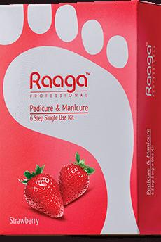 Pedicure & Manicure – Strawberry