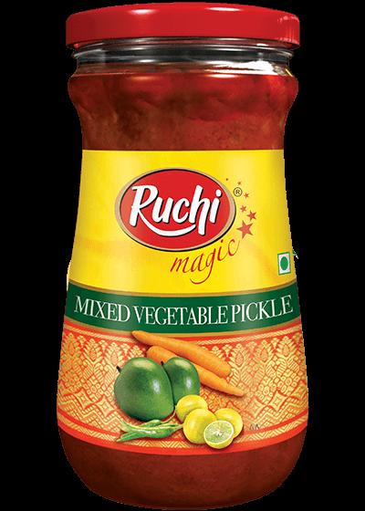 Ruchi – Mixed Veg
