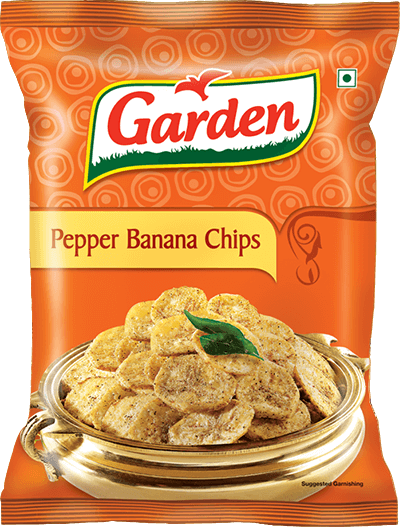 Pepper Banana Chips