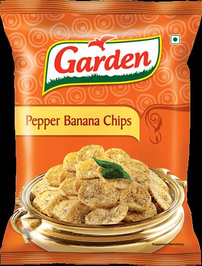 Pepper Banana Chips