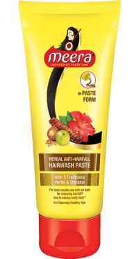 Meera Hairwash Paste
