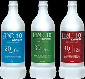Raaga – Pro 10 Cream Developer