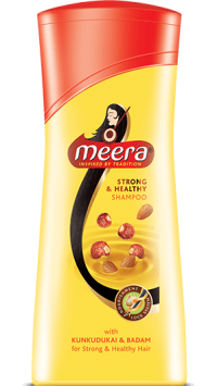 Meera Strong and Healthy