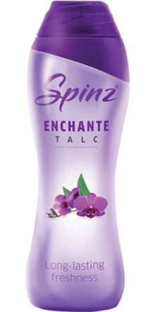 Spinz Talc – Enchante