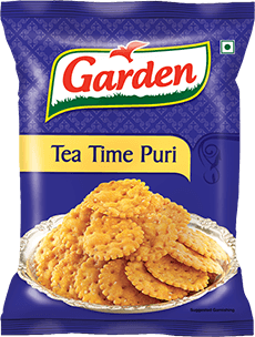 Tea Time Puri