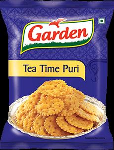 Tea Time Puri