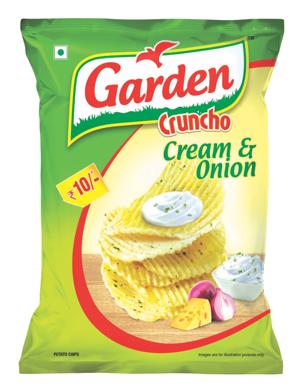 Garden Cream & Onion