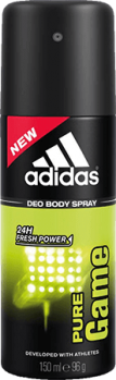 Adidas Pure Game Deo
