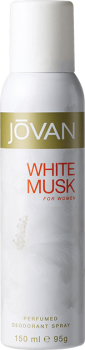 Jovan (F) White Musk Deo