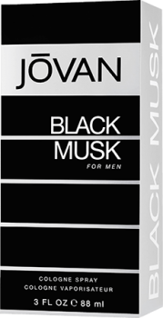Jovan Black Musk Men