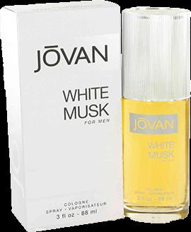 Jovan White Musk Perfume