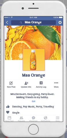 Maa Orange