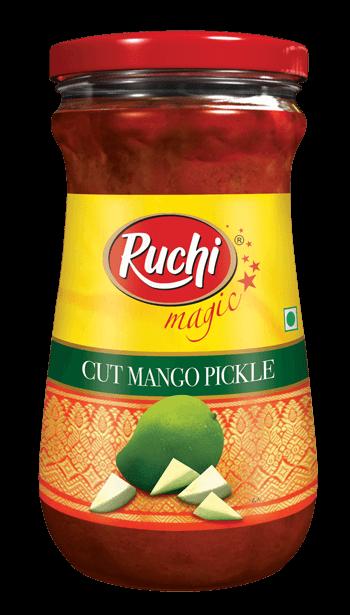 Ruchi – Cut Mango