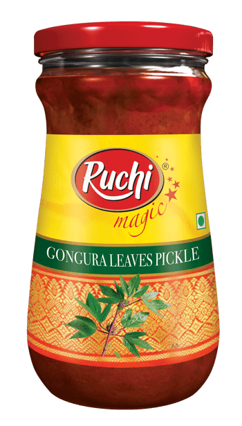 Ruchi – Gongura Leaves