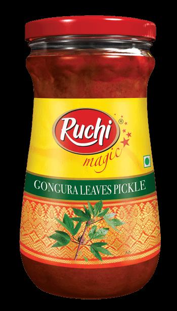 Ruchi – Gongura Leaves