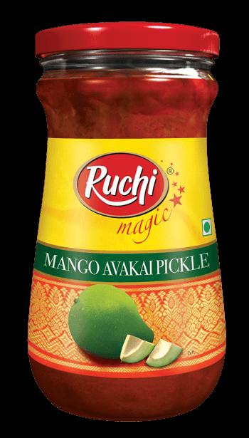 Ruchi – Mango Avakai