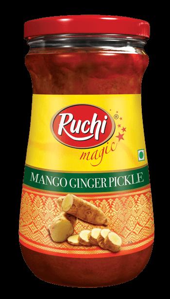 Ruchi – Mango Ginger