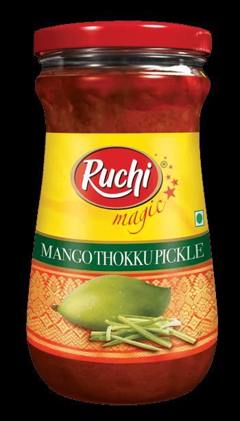 Ruchi – Mango Thokku