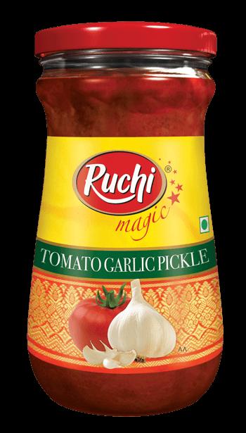 Ruchi – Tomato Garlic