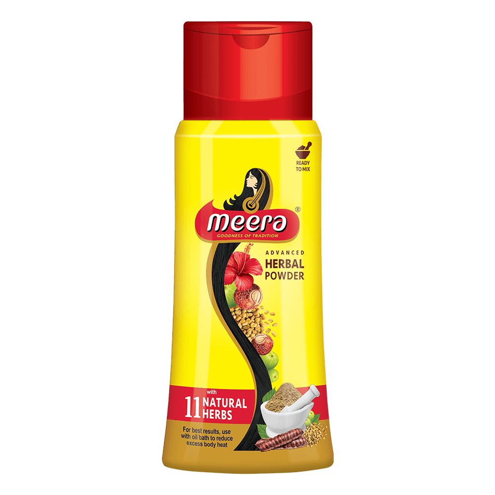 Meera Hair Wash Powder