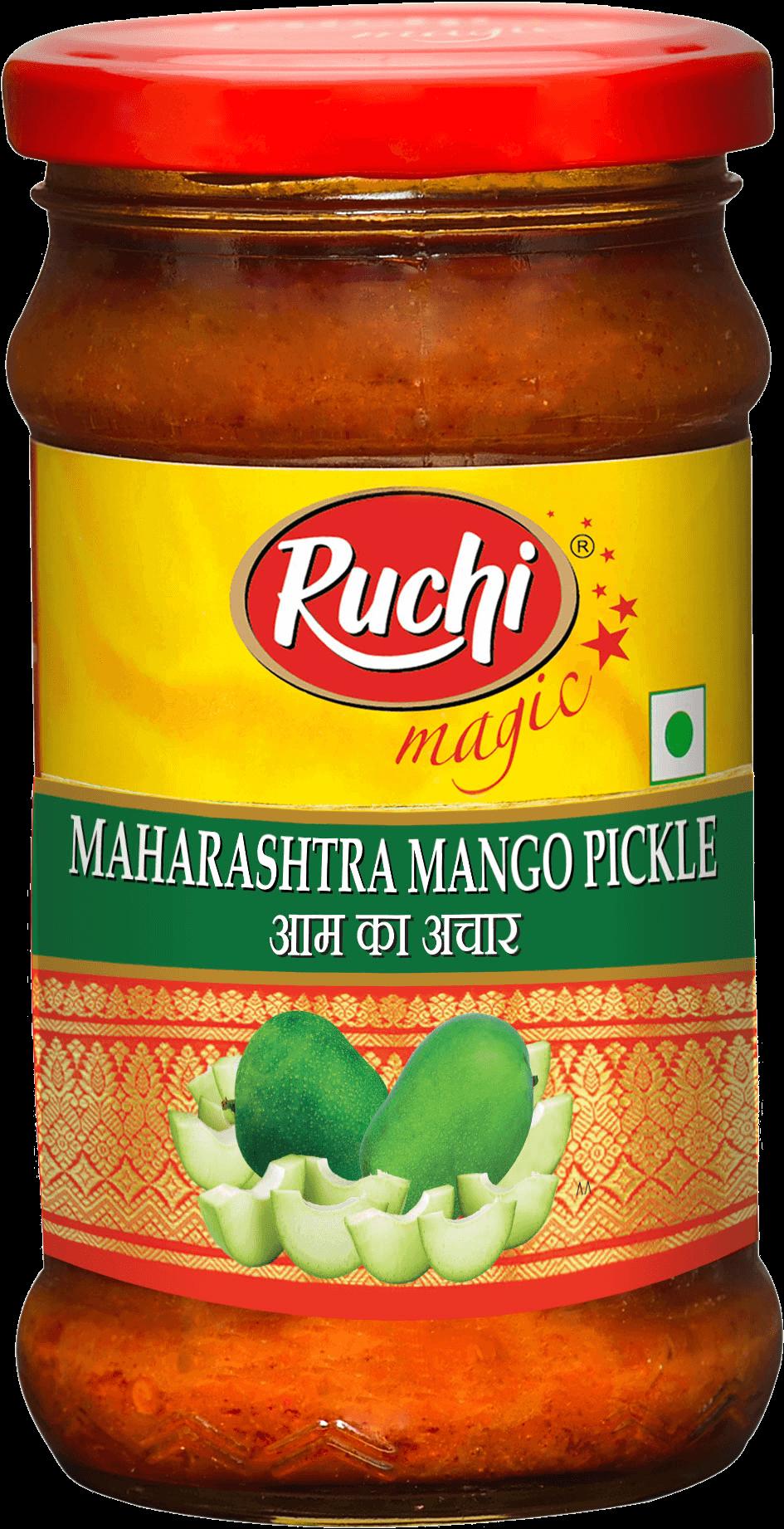 Ruchi – Maharastra Mango Pickle