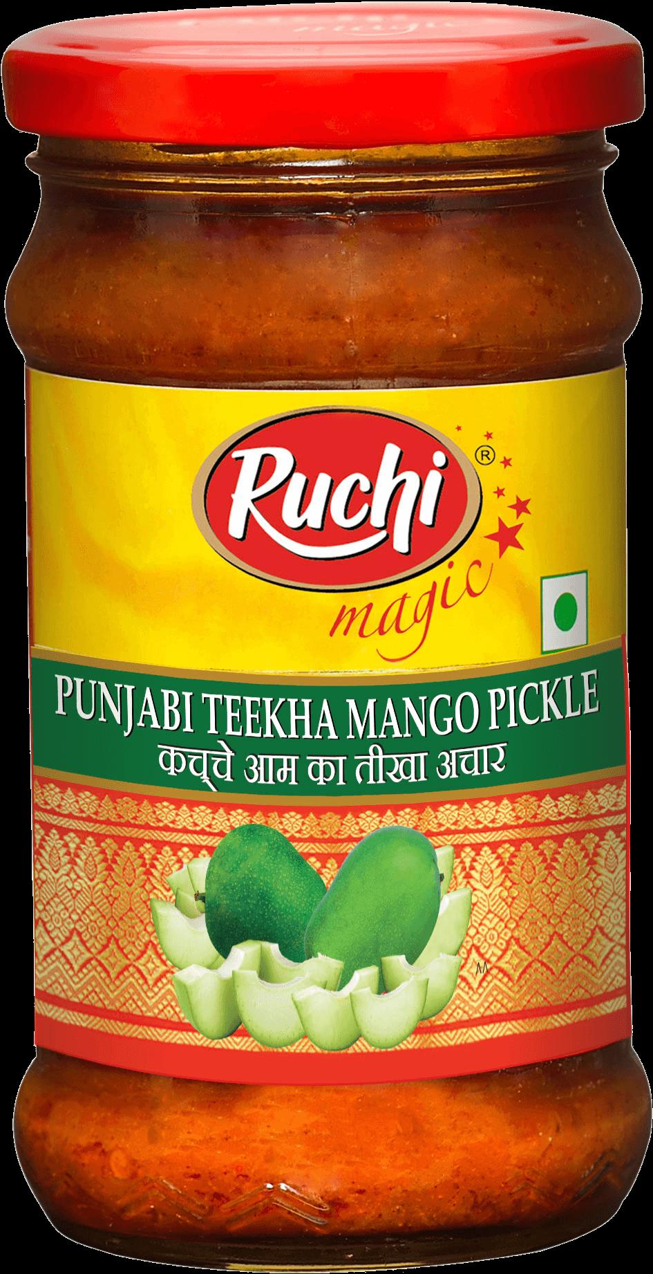 Ruchi – Punjabi Teekha Mango