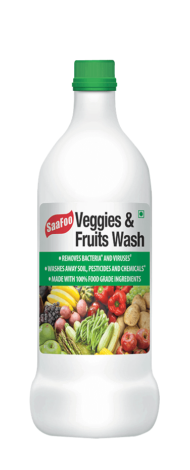 SaaFoo Veggie Wash