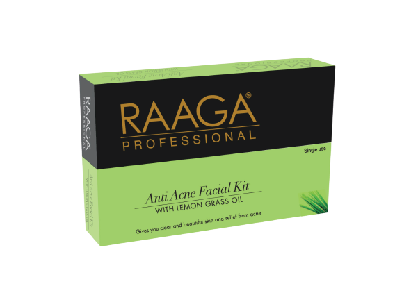 Raaga Anti Acne Facial Kit