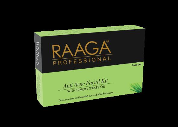 Raaga Anti Acne Facial Kit
