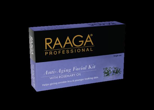 Raaga Anti-Aging Facial Kit