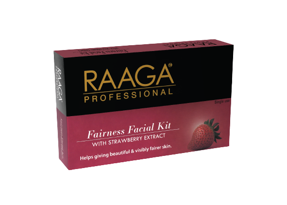 Raaga Fairness Facial Kit