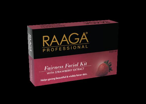 Raaga Fairness Facial Kit