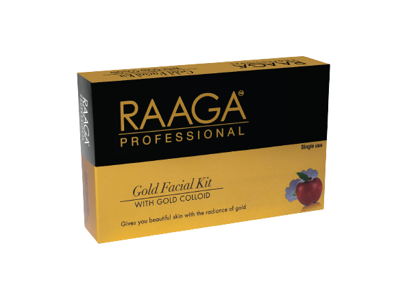 Raaga Gold Facial Kit