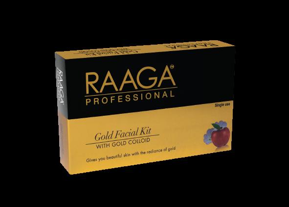 Raaga Gold Facial Kit