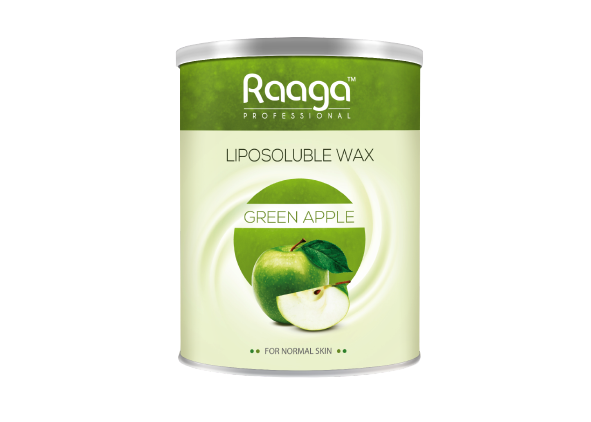 Raaga Green Apple Wax
