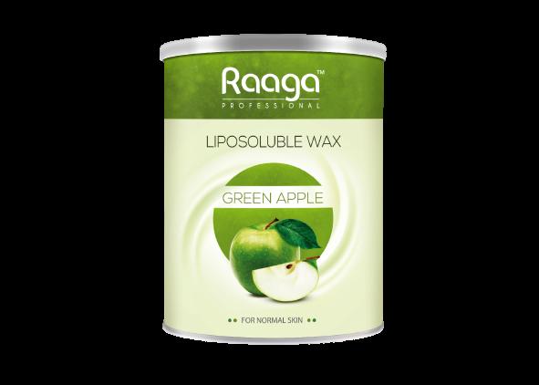 Raaga Green Apple Wax