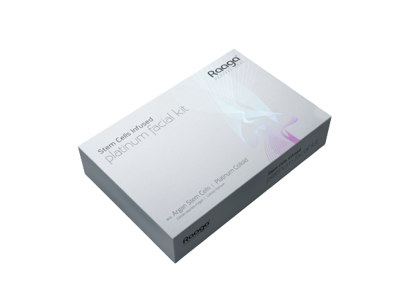 Raaga Platinum Facial Kit