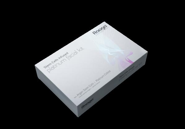 Raaga Platinum Facial Kit
